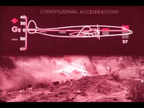 F-0453 Taşıma Kaza Güvenlik Testleri 2 Lockheed Takımyıldızı Kaza Video Bölüm