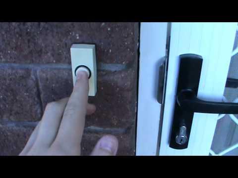 Nasıl Bir Kapı Zili Çalmak İçin