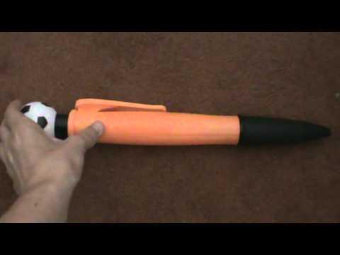 Nasıl Büyük Bir Kalemi Tıklatın
