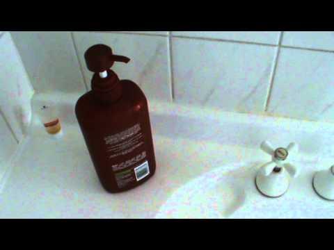 Şampuan Dispenser Kullanmayı