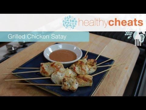 Izgara Tavuk Satay | Jennifer Iserloh İle Sağlıklı Hileler