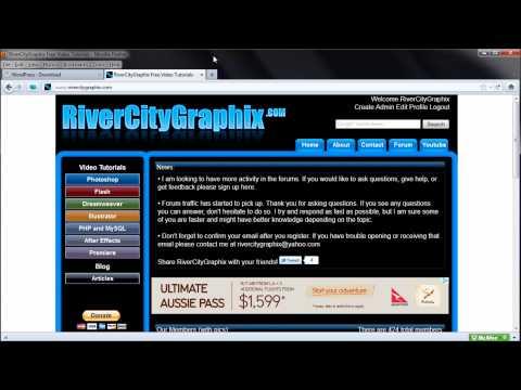Wordpress Öğretici: Yüklemek Wordpress Üzerinde Sunucu - Hd-