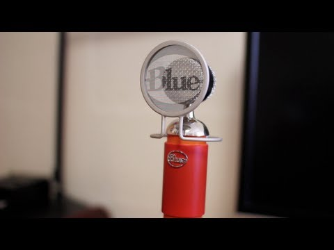 Mavi Kıvılcım Mikrofon İnceleme!