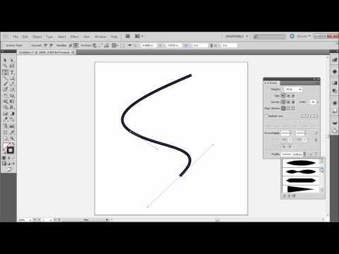 60 İkinci Illustrator Eğitimi: Konik Ve Zarif Hatları - Hd-