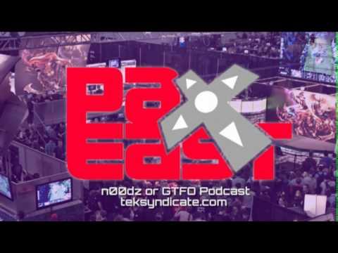Yolcu Doğu: N00Dz Veya Uzak Podcast Gidin