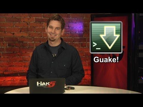 Haktip - Guake: Linux Kutusu İçin Bir Fps Tarzı Terminali