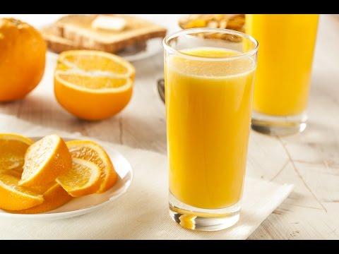 Nasıl Hızlı Bir Şekilde Taze Portakal Suyu Yapmak