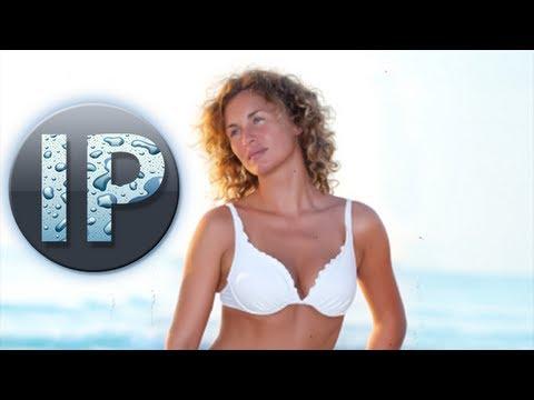 Sihirli Silgi Aracı Öğretici Photoshop Elemanları - Infopuppet Sihirli Silgi Tool.mov Açıklar.