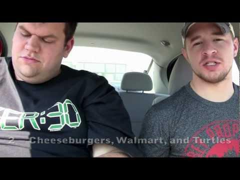 Buckys Vlog - 2 - Çizburger, Walmart Ve Kaplumbağalar