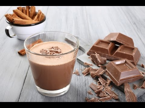 Nasıl Lezzetli Çikolatalı Milkshake Yapmak