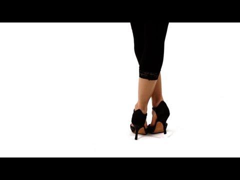 Nasıl Tango 8-Adım | Arjantin Tango Temel Yapmak İçin