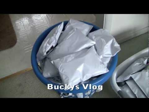 Oyun Tahmin Ve T-Shirtler Posta Buckys Vlog - 3 - Gaz