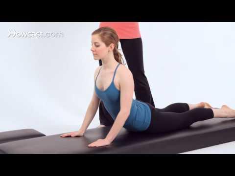 Nasıl Kuğu Dalışı | Pilates Egzersiz Yapmak