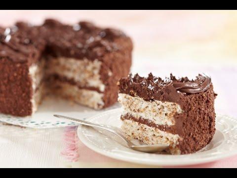 Nasıl Lezzetli Çikolatalı Pasta Yapmak