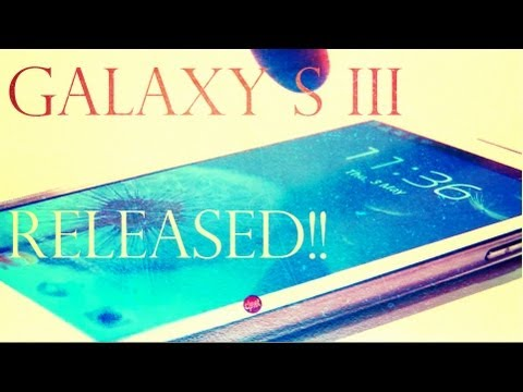 Galaxy S 3 Yayınlandı! (Dört Çekirdekli Exynos) [Bilmeniz Gereken Her Şeyi]
