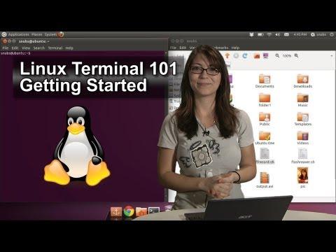 Haktip - Linux Terminal 101 - Başlarken