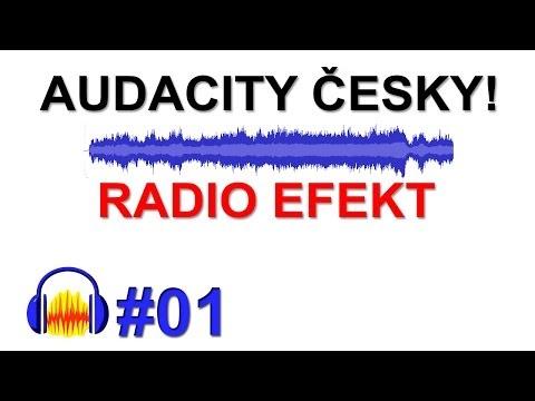 Cztutorıál - Audacity - Zvuk Jako Z Vysílačky