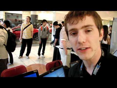 Ncıx Teknoloji Fuarı Booth İnceleme 4 - Asus Nvidia Gökada