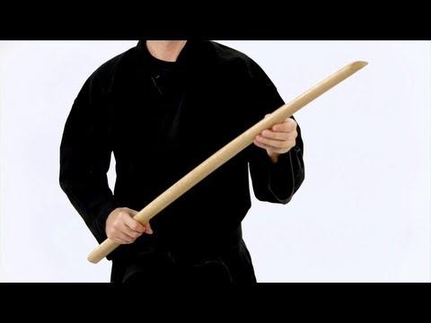 Ne Kadar Güvenlik İçin Bokken   Kılıç Mücadele Kontrol Etmek İçin