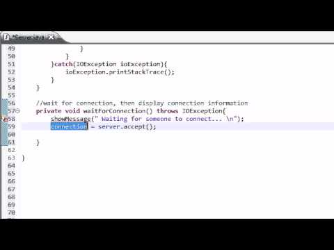 Bir Bağlantıyı Bekleyen Orta Java Eğitim - 41-