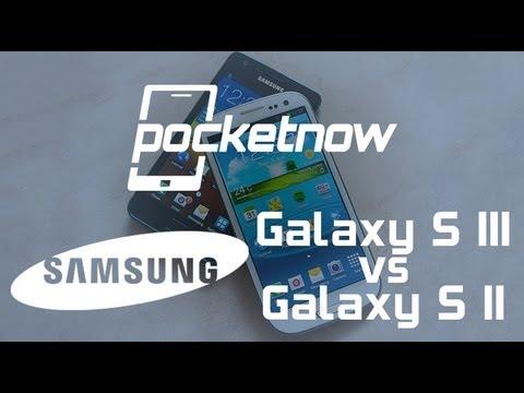 Samsung Galaxy S Iıı Vs Samsung Galaxy S Iı