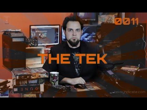 Tek 0011: En İyi Ve En Kötü E3, Megaupload Vs Fbı, Facebook Dying, Vb Olduğunu.