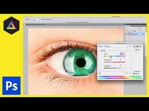 Adobe Photoshop Renk Değiştir