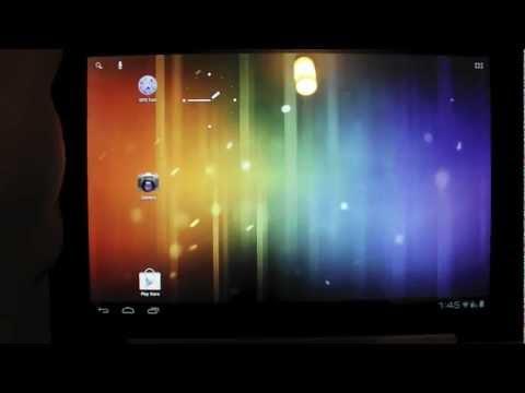 Asus Transformer Tf201 Ubuntu Ve Cm9 Dualboot Önizleme