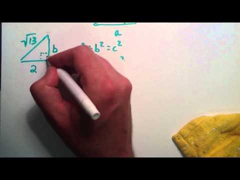 Pisagor Teoremi Nedir