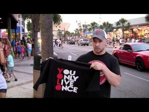 Buckys Vlog - 11 - Boardwalk Ve Sapan