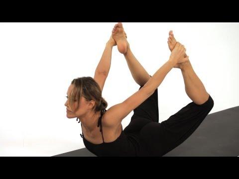 Nasıl (Dhanurasana) | Yoga Poz Bir Yay Yapmak İçin