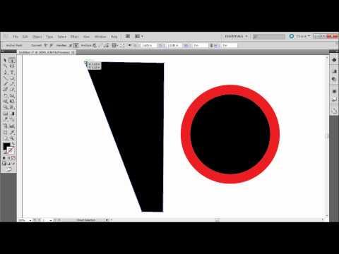 60 İkinci Illustrator Eğitimi: Kontur Özetliyor - Hd-