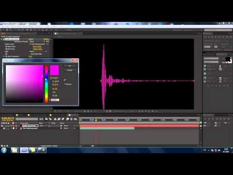 Cztutorıál - Sonra Etkileri 097 - Ses Ekvalizer