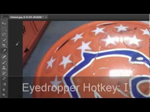 Damlalık Aracı (Hd) Photoshop Araçları Eğitimi