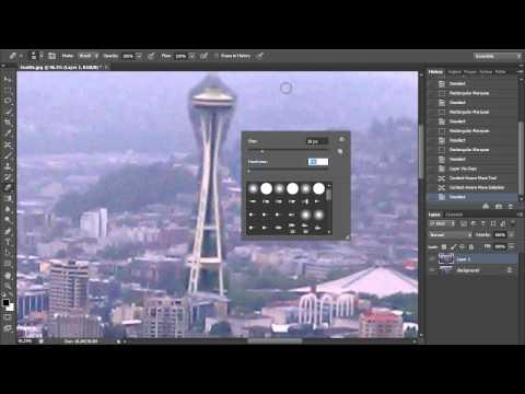 İçerik Farkında Taşıma Aracı (Hd) Photoshop Araçları Eğitimi