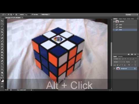 Kement Aracı (Hd) Photoshop Araçları Eğitimi