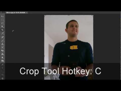 Kırpma Aracı (Hd) Photoshop Araçları Eğitimi