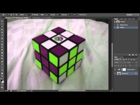 Mıknatıslı Kement Aracı (Hd) Photoshop Araçları Eğitimi