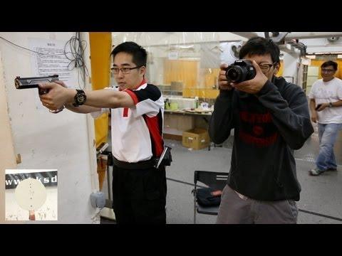 Canon Vs Nikon Kit Objektifi Vs Ipsc - Af Testi