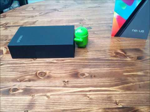 Google Nexus 7 İle Fasulye Android Şekil Uğrayıp Unboxing Video Google Io 2012 #ıo12 Hareket