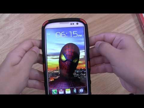 * Galaxy S3 * Seidio Aktif Kickstand Kasa İncelemesi Ve Kılıfından!!!