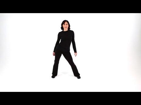 Baş, Omuz Ve Kalça Rulo İzolasyon | Jazz Dans