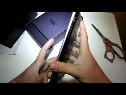 Nexus 7 Unboxing. Bu Kadar Yeter Dedi.