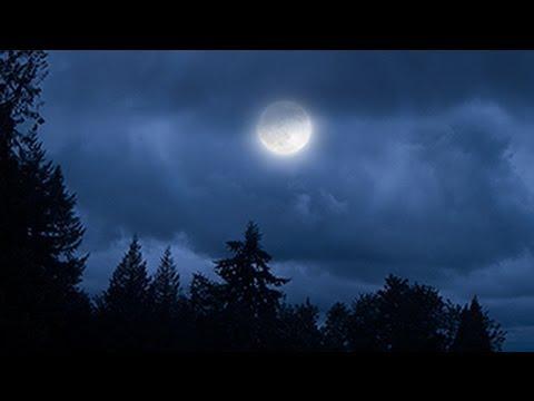 Photoshop Cs6: Nasıl Bir Bulutlu Gün Mehtaplı Bir Gece Dönüştürmek