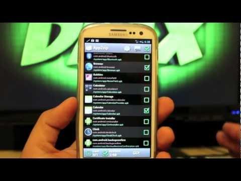 Kolayca Yedekleme Uygulamaları Ve Veri Flashable Zip Tüm Köklü Android Cihazlar İçin İçin. [App Gözden Geçirme]
