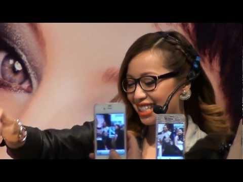 Michelle Phan Singapur Ion Orchard Sephora Lancome İçin Özel Video