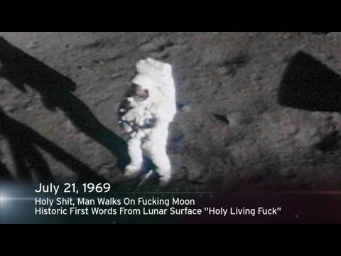 Bu Hafta Tarih: Lanet Olsun, Adam Yürüyor Ay Lanet