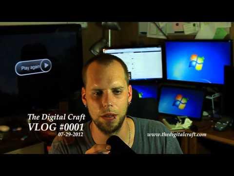 "Dijital Craft - Vlog 0001 ""bir Sıcak Vlog..."""