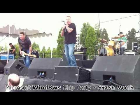 Windows 8 Gemi Parti - Şut Ağız Performans