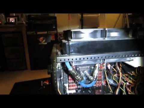 Rüya Makine Bilgisayar Walkthrough Sıvı Soğutmalı